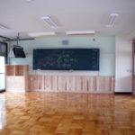 荒川中学校校舎1
