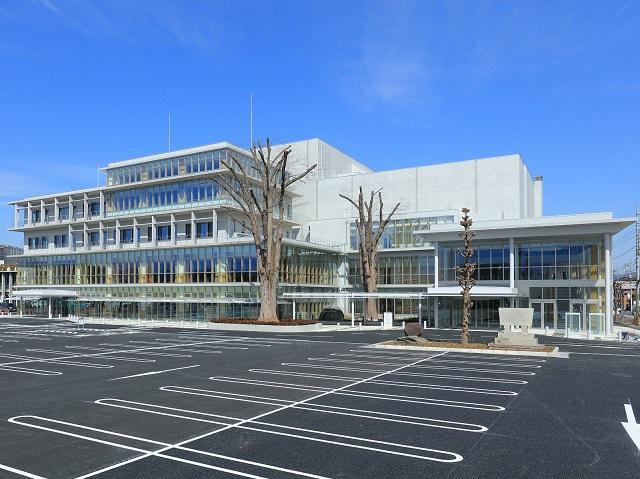 秩父市役所本庁舎及び市民会館(平成28年度竣工)